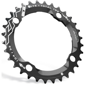 Miche XM TT E-Bike Chainring Double 9/10-speed for Bosch/Brose/Yamaha